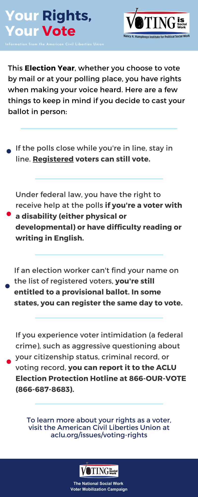Your Rights, Your Vote Website v2